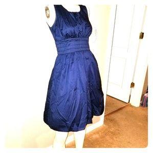 Eshakti sleeveless flit & flare dress with pockets